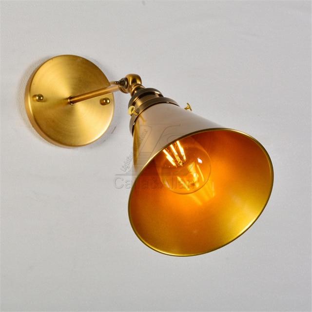 Aliexpress.com: Acheter Industrielle Vintage en laiton ombre ...