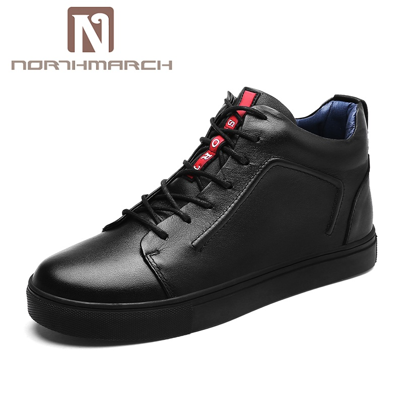 NORTHMARCH Shoes Men Summer Genuine Leather Men Casual Shoes Comfortable Men Shoes Breathable Men Flats Zapatos Hombre northmarch new arrivals spring genuine leather shoes men breathable sneakers men comfortable casual shoes zapato hombre