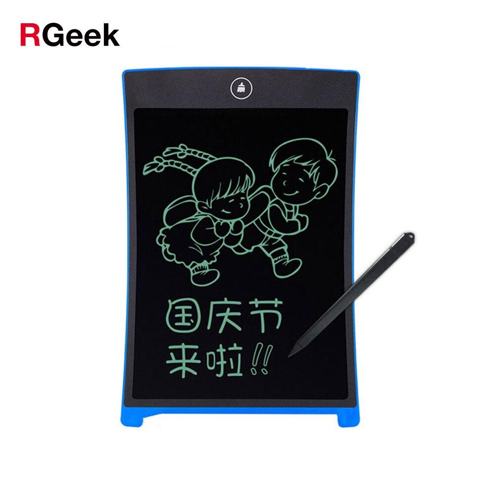 Disegno Toys Paperless LCD Writing Tablet Cancellare Tavoletta Elettronica LCD Scrittura A Mano Pad Bambini Bordo di Scrittura Per Bambini Regali