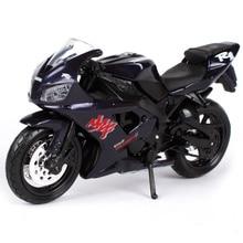 Maisto 1:18 YZF-R1 svart motorcykel dyscast för Yamaha motorcykel modell för män motorcykel för att samla 321