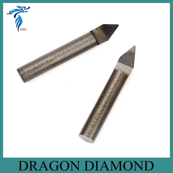 Free Shipping 2pcs 45 Degree 6MM Marble Granite CNC Diamond Engraving Bit Router Bit free shipping cnc router stone and wood engraving bits 1pc 45 60 90 degree 6mm pcd bit cnc diamond hard granite tools