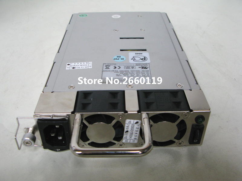 Server power supply for MRS-6500P-R (V2) 500W fully tested spectral br1501 v2 ncs s1580 r pult