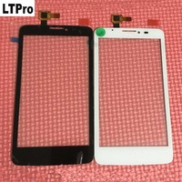 High Quality Tested Working Outer Glass Digitizer Touch Screen For Alcatel 8000 One Touch Scribe Easy