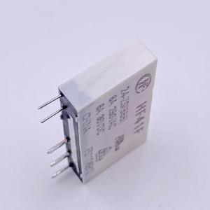 Image 3 - 41F HF41F Công Nghiệp Tiếp Subminiature Tiếp Điện HF41F 24 ZS HF41F 12 ZS HF41F 5 ZS HF41F 24V 12V 5V ZS 5PIN