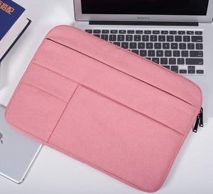 Image 3 - حقيبة لابتوب كم 13 13.3 14 14.1 15.4 15.6 بوصة الحال بالنسبة لشركة أيسر آسوس سامسونج توشيبا لينوفو HP Chromebook واقية حقيبة دفتر