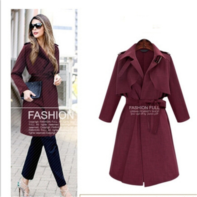 Popular Long Spring Coats-Buy Cheap Long Spring Coats lots from ...