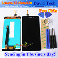 High Quality touch screen Digitizer+LCD Display For Lenovo K3 Note K50 K50-T5 5.5 inch phone 1920*1080 Black Color Free Shipping