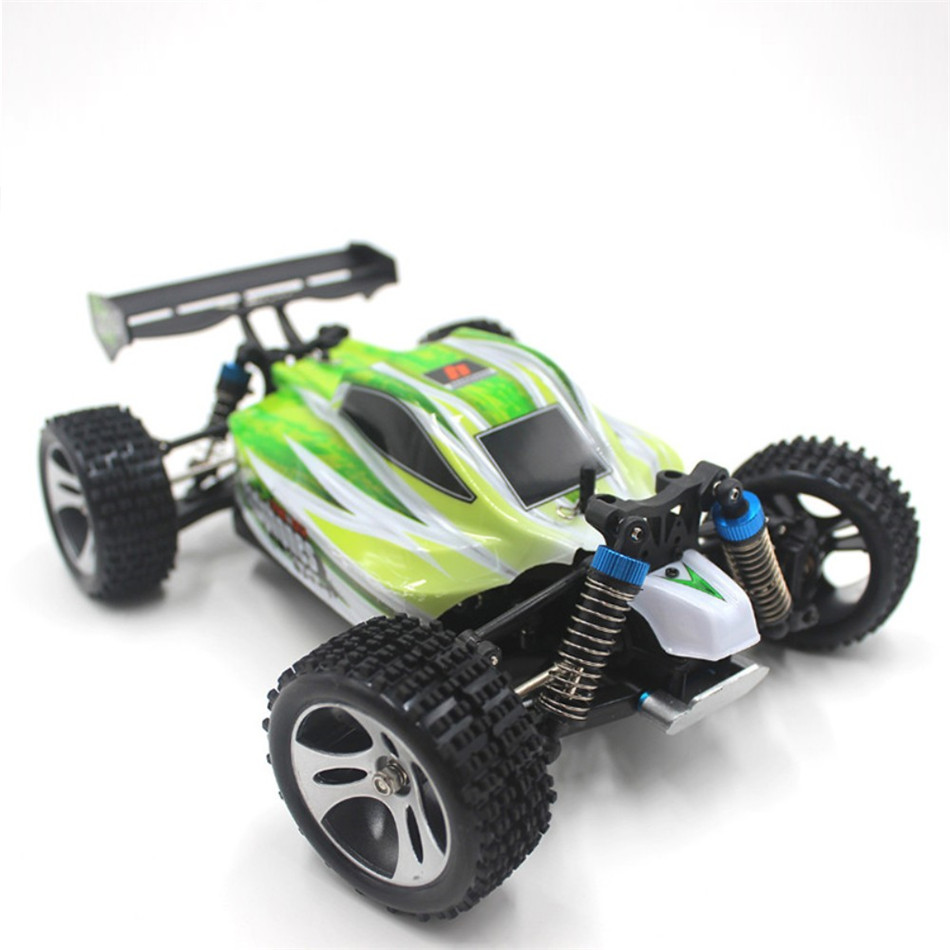 Classic 1:18 RC Car 4WD Racing Radio Controlled Machines A959-B 2.4G Rock Crawler Electric Car Toys For Boys 10 Years RC Toys