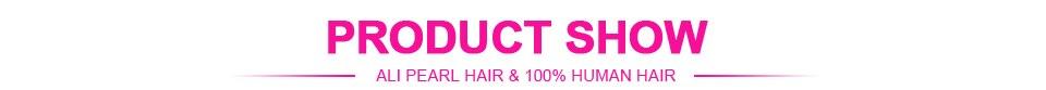 HTB1K8XkmBHH8KJjy0Fbq6AqlpXah AliPearl Hair 3 Bundles Brazilian Deep Wave 100% Human Hair Bundles With Frontal Natural Black Remy Hair Extension Free Shipping
