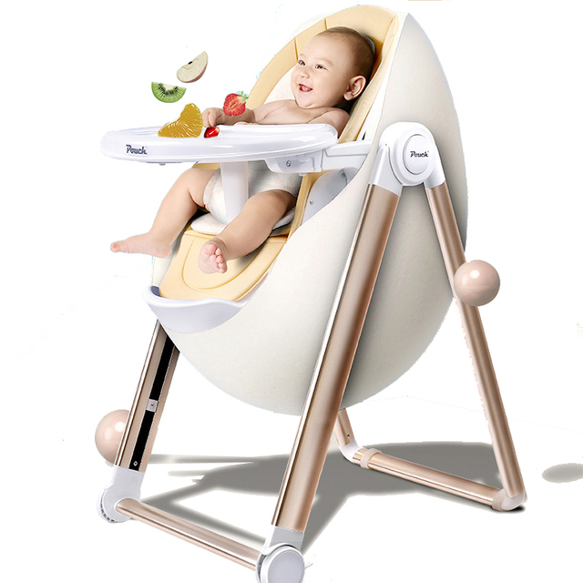 childrens chairs soft chair leveling feet european multi functional children s dining comfortable 4 colors 5 gears adjustable baby child protection