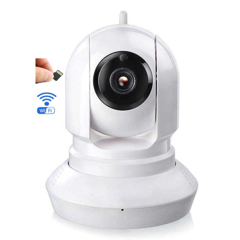 JSA IP Camera Wireless 720P Smart P2P Baby Monitor Network CCTV Security Camera Home Protection Mobile Remote Cam jsa black adam and isis