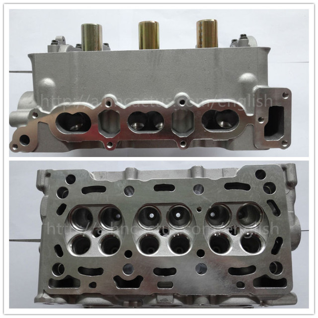 US $167 4 10% OFF 3 Cylinders 12 Valves F6A Engine Cylinder Head 11100  71G01 FOR Suzuki-in Cylinder Head from Automobiles & Motorcycles on