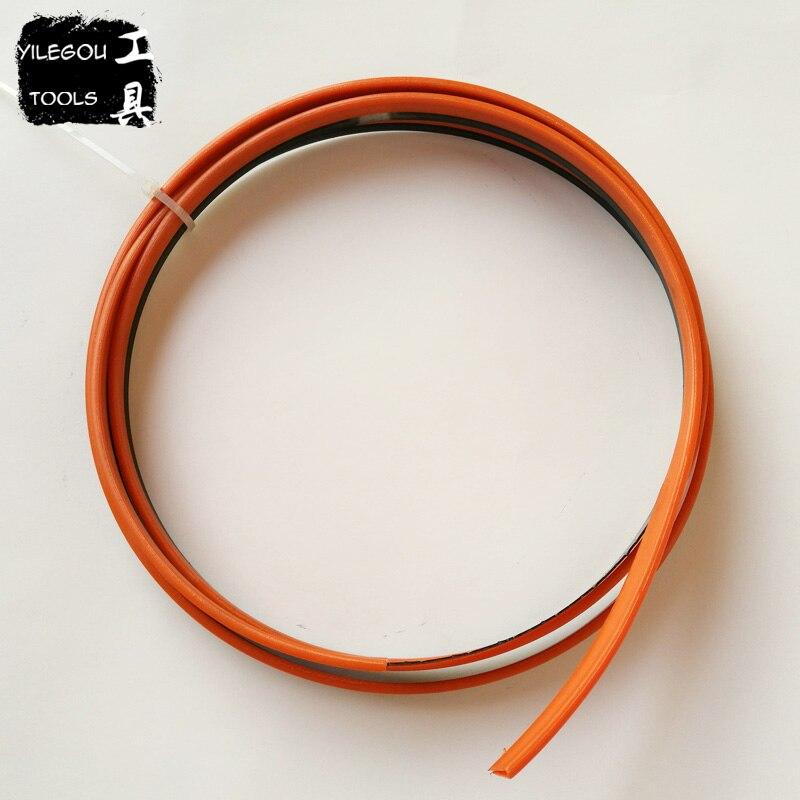 2 pièces 2362*10*0.65mm * 6Tpi lames de scie à ruban à bois 10*0.65*2362mm * 10Tpi lames de scie à ruban à bois.