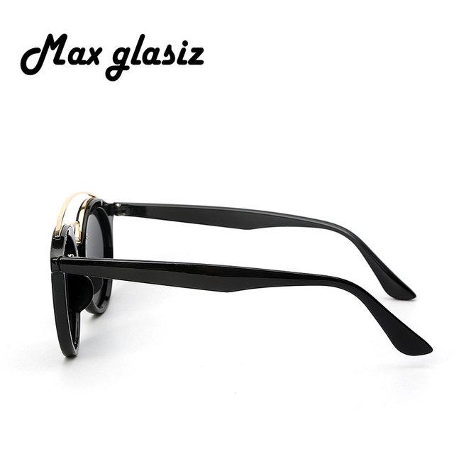Polarized UV400 Vintage Mirror Sunglasses