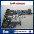 Para hp 2540 P 598762 - 001 laptop motherboard intel integrated com processador I7-640LM funcionando bem e cheio testado