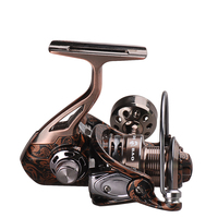 Smart 2000 7000 Size Spinning Reel 12 1BB 5 2 1 4 9 1 Aluminum Hand