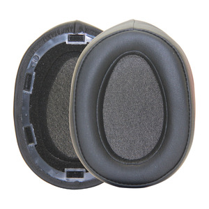 Image 5 - Poyatu 100ABN Ear Pads for SONY MDR 100ABN H900N WH H900N Headphone Replacement Ear Pad Cushion Cups Cover Earpads Repair Parts