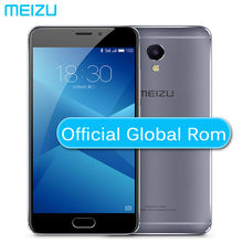 Meizu – smartphone M5 Note, version chinoise, 4G LTE, Helio P10 Octa Core, 5.5 pouces, grande batterie 4000mAh, 3 go de RAM, 32 go de ROM, bluetooth, wifi
