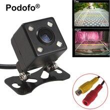 Вид Сзади автомобиля Обратный Резервный Парковочная Камера Монитор с ИК Ночного Видения 170 Градусов Парковочная Камера