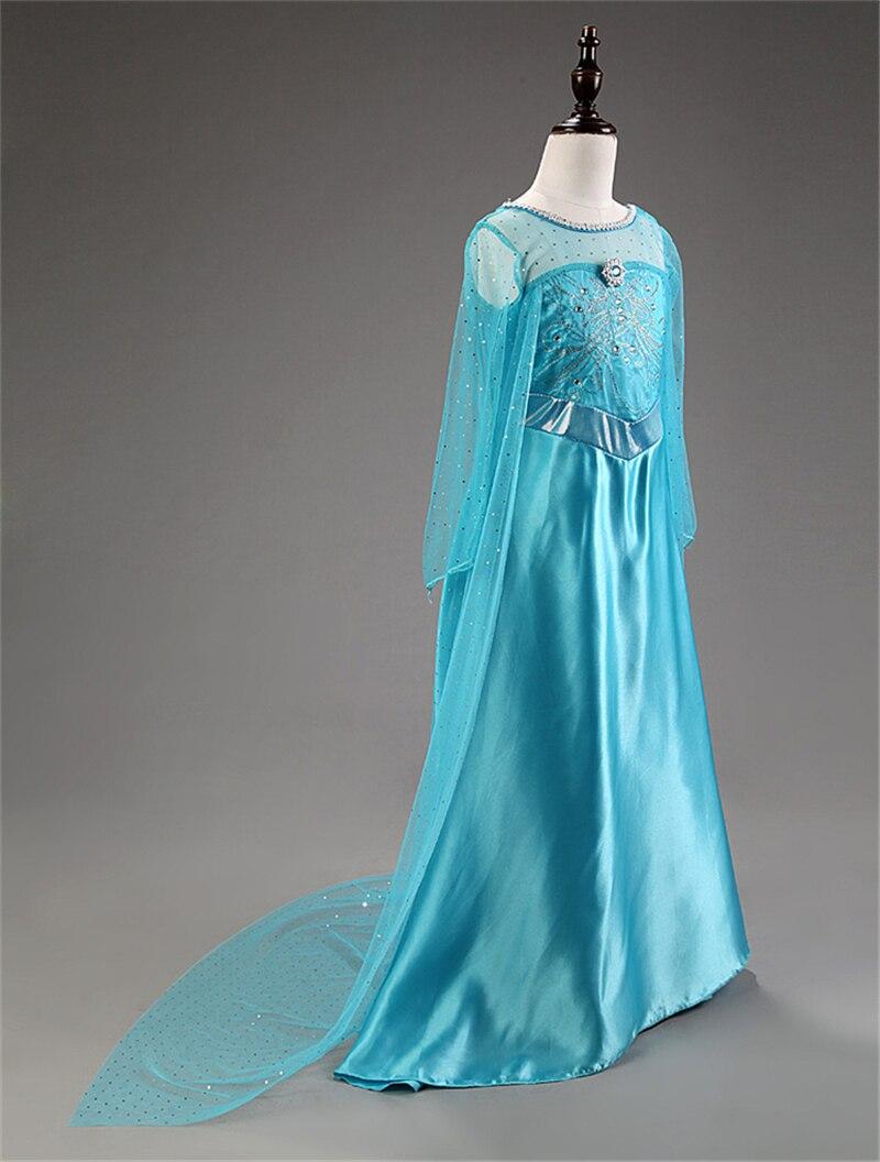 Litttle prinzessin kleid mädchen cosplay partei kinder kleider für ...