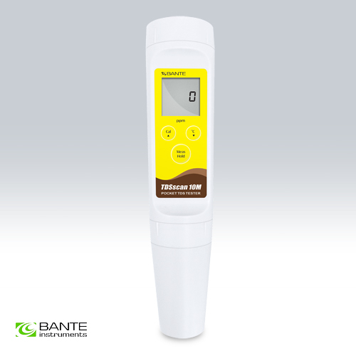 все цены на Genuine Brand BANTE Mid range Pocket TDS Tester METER Analyzer Replaceable electrode Waterproof tap drinking water Swimming pool