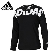 Новое поступление, Женский пуловер с буквенным принтом, спортивная одежда