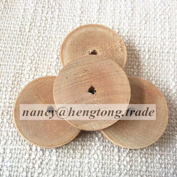 Birkenholz Farbe 40mm birke rad birken perle birke riemenscheibe holz zubehör ohne