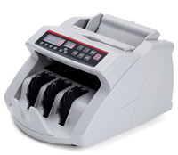 Bill Counter Money Counter Suitable For EURO US AUD Etc Cash Counting Machine Multi Currency Compatible