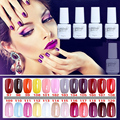 NO.97-120 5ML MINI PACK  2016 Brand New Gelpolish Soak Off UV Gel Polish BASE TOP COAT Primer  Nail Art Color Foundation D10