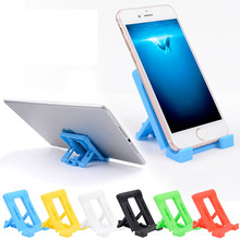Мини Кронштейн мобильный телефон подставка держатель Автомобильный домашний стол для iphone Samsung Авто-электроника крепления и держатель