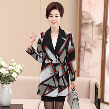 New Arrivals Autumn winter Windbreaker For Women Trench Coat Long Casual Fashion Double-breasted Female Coat