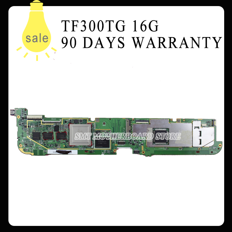 все цены на Tablet motherboard Logic board System Board For Asus TF300TG REV1.4 16G Mainboard Fully Tested Free Shipping