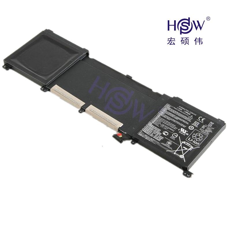 HSW genius 96Wh 11 4V C32N1415 Li ion Laptop Battery For ASUS ZenBook Pro N501VW UX501JW UX501LW bateria akku in Laptop Batteries from Computer Office