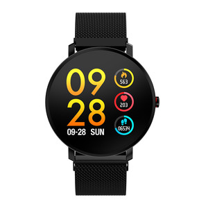 Image 2 - K9 pro esporte bluetooth 1.3 Polegada tela de toque completa relógio inteligente fitness rastreador homem ip68 à prova dip68 água mulher smartwatch pk p68 p70