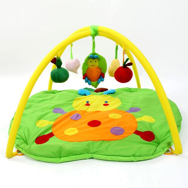 SGS Esteira Do Jogo Do Bebê Dos Desenhos Animados da tartaruga Brinquedos Infantil Cobertor Chão Esteiras de Ginástica Educacional Crianças Tapete Atividade de Escalada Tapete PS40-1
