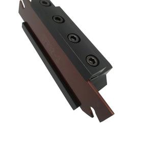 Image 4 - SMBB3225 Cut off the cutter bar Cutting tool rod SPB323 cutter holder FOR SP300 NC3020