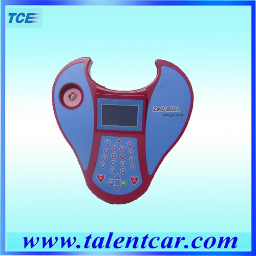 Top selling Big ZED Bull Transponder Clone Key Programmer Tool ZED Bull Key Programmer