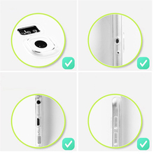 Soft Case For Samsung Galaxy S9 S8 Plus S7 S6 Edge Plus Note 8 9 4 5 S6edgeplus 360 Full Cover Clear Silicone TPU Phone Casing