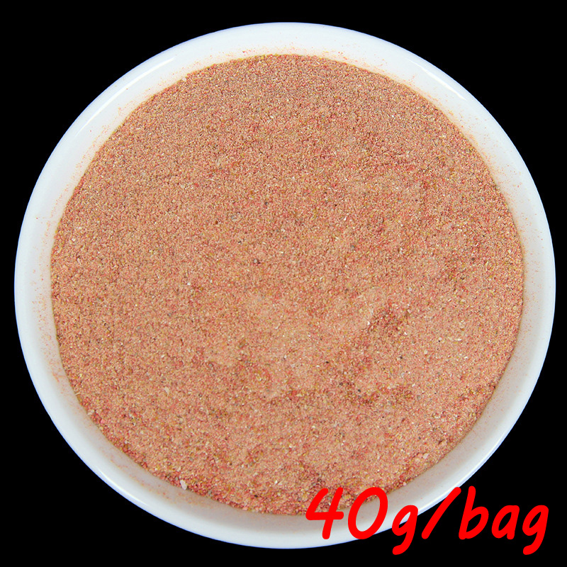 Bimoo 1 Bag 40g Blood Worm Flavor Additive Carp Fishing Feeder Bait Boillie Making Material in Fishing Lures from Sports Entertainment