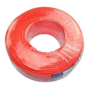 Image 2 - Boguang 2*20 m/lot (สีดำ 20 m + สายสีแดง 20 m) 2.5mm2 Solar Connector สาย 12AWG สีดำหรือสีแดง TUV อนุมัติ Power PV