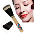 New Pro Cosmetic Makeup Face Powder Blusher Double Sided Hair Dispersion Makeup Cosmetic Brushes Tool Tool Kit Set Wholesale