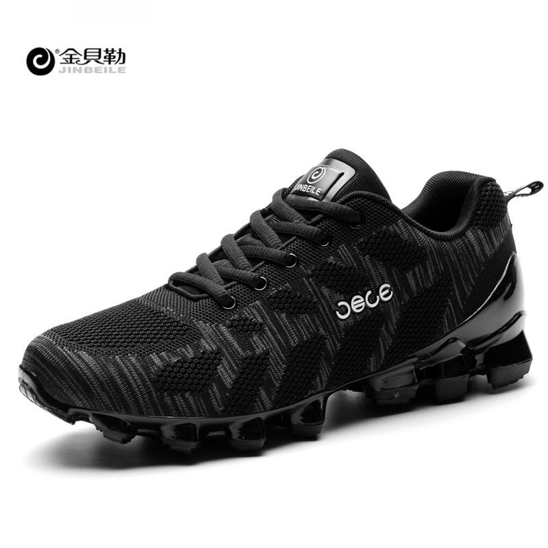 JINBEILE Fitness Cross-Training Shoes Men Sports Flywire Shoes Sneaker Running Walking Jogging Movement Men's Shoes All Season пена монтажная mastertex all season 750 pro всесезонная