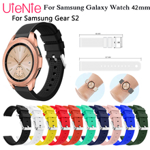 For Samsung Gear S2 Frontier strap Galaxy watch 42mm band smart bracelet Watch Active