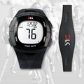 Fitness Pulse Calories Wireless Heart Rate Monitor Digital Polar Watch Running Cycling Chest Strap Men Women Sports Watch