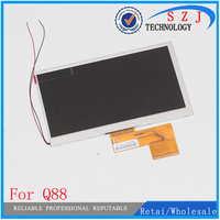 New 7 Inch 800 480 60pins 165 104mm TFT LCD Display Panel For Allwinner A13 A10