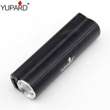 yupard Q5 LED 18650 Rechargable Cigarette Lighter USB charging Flashlight Torch lamp led lighters lantern as power bank(China)
