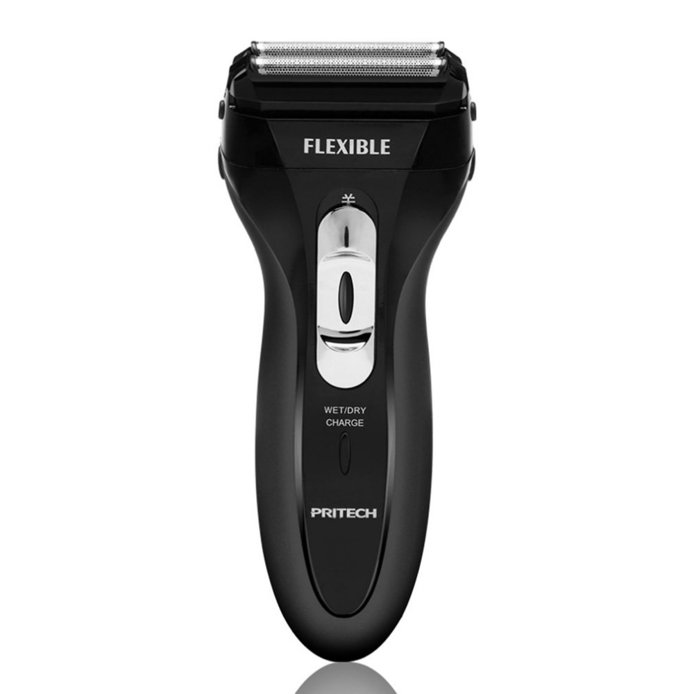 5 Blades Electric Shaver Dual Mesh Blades Shaving Machine Rechargeable Floating Razor Washable Men Beard Trimmer washable shaving machine electric shaver razor beard shaver blades beard trimmer with nosetrimmer hair removal epilator