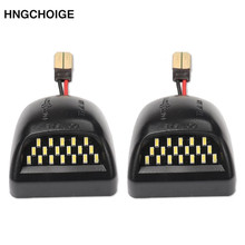 2X LED License Plate Light 36-SMD for Chevy Silverado Avalanche 1500 2500 3500