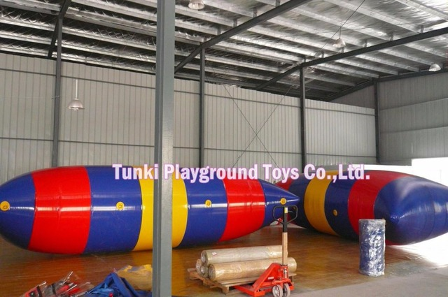 7*3m Inflatable Water Blob/Inflatable Water Game