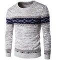 Осень Зима Новое Прибытие бренд мужской шерстяной свитер подход толщиной Жаккардовые Kintwear свитер мужской свитер плюс размер Y252